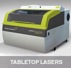 Stor lasermerker for større gravering