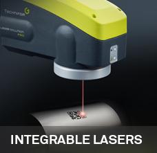Lasergravering for mindre gravering av blant annet QR-koder