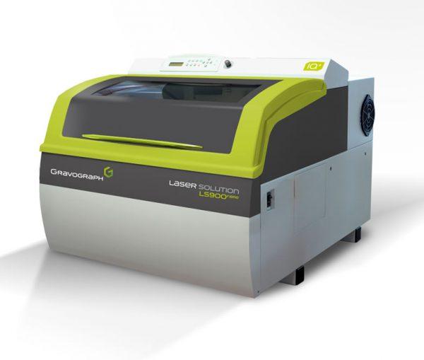 Ls900 fiber graveringsmaskin