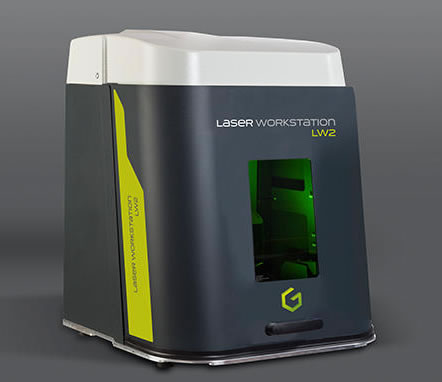 Laser workstation LW2 for gravering